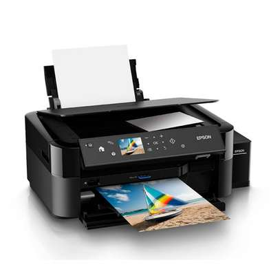Epson l850 photo all-in-one ink tank printer image 2