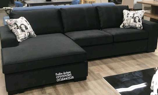 Five seater sofas/L shaped sofas/Modern sofa image 1