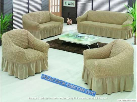 Ready Made Loose Covers 5 seater 11500/= image 11
