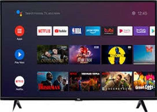 """VISION 43"""" FHD ANDROID TV,IN-BUILT WI-FI,NETFLIX,YOUTUBE,FRAMELESS image 2"""