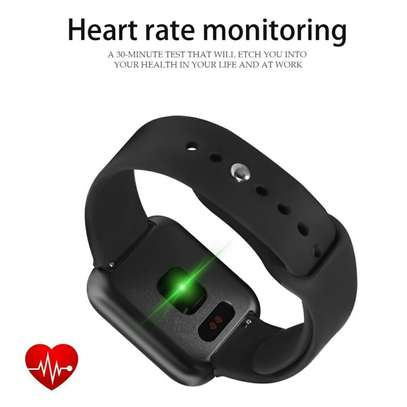 P7 Smart Watch With Heart Rate image 4