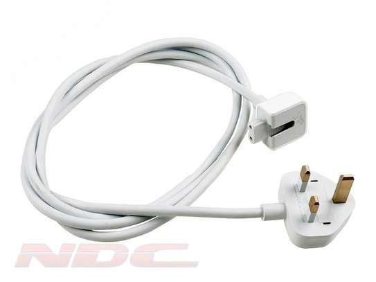 Apple Magsafe MacBook Pro Air 3Pin UK Power Adapter Extension Cable Lead Genuine image 5