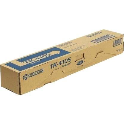 Kyocera TK-4105 Black Toner Cartridge  TK-4105 image 1