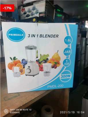 Generic PRIMDALE 3IN1 BLENDER image 1