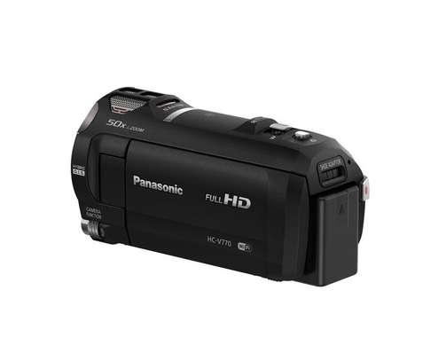 Panasonic HC-V770K Full HD Camcorder image 2