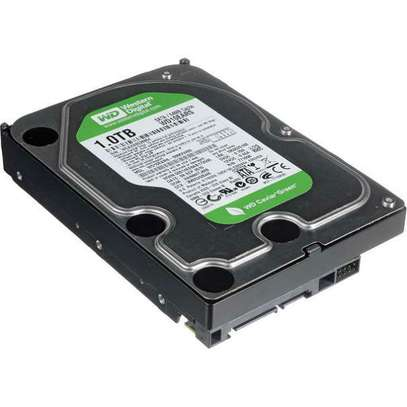 BRAND NEW WD 1TB CCTV/ DESKTOP INTERNAL HARD DRIVE image 1
