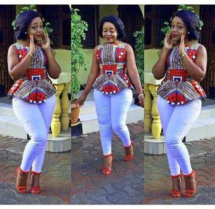Ankara dresses available at affordable price image 4