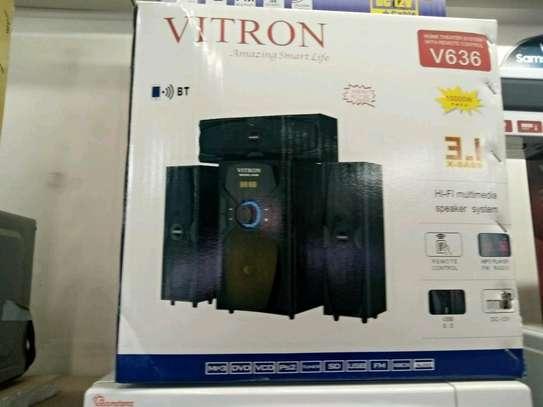Vitron woofer image 1