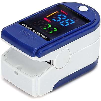 Pulse Fingertip Oximeter image 2