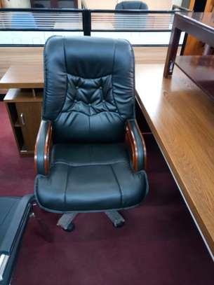 High Back Executive Seat