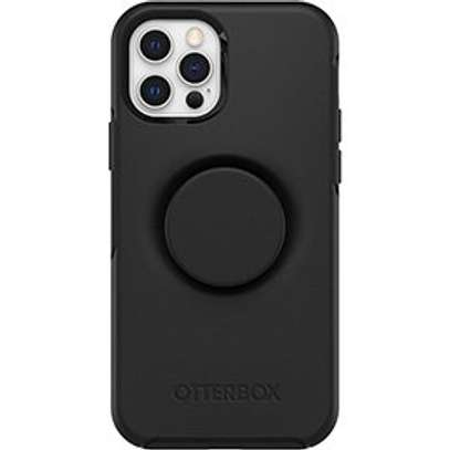iPhone 12 and iPhone 12 Pro Otter + Pop Symmetry Series Case image 3