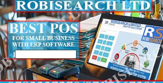 Robisearch Point of sale system (ROBIPOS)