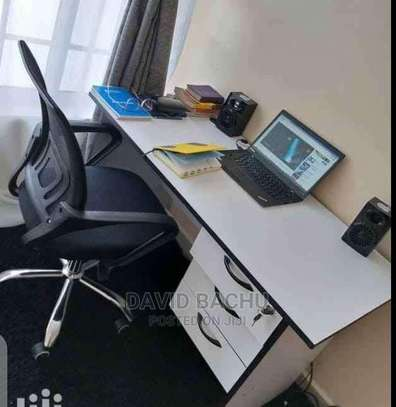 Office Chair and Table,(Brand New) image 1