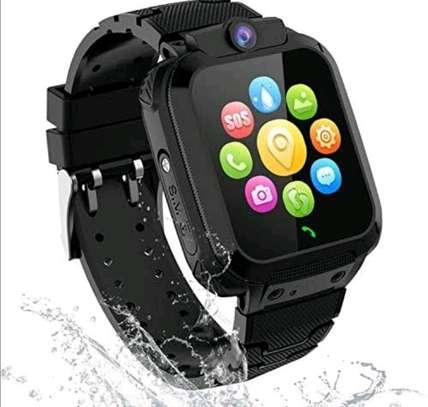 Kids Tracker Smartwatch - Best Emergency Locator and Notifier image 5