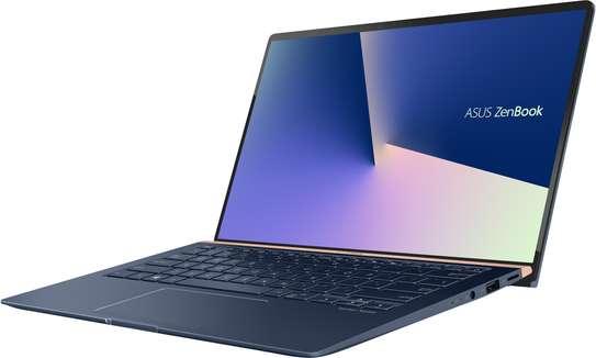 ASUS ZenBook 14 UX434F-A5149T Laptop Core i7 10th Gen 8GB RAM 512SSD + 32GB Intel Optane 14 Inch Display (90NB0MQ5) image 1