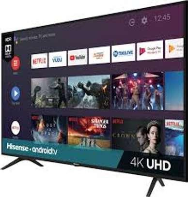 Hisense 4K UHD Smart Tv Series 7 65 Inches With Netflix image 1