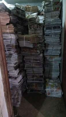 We Buy Old Newspapers(a kilo ksh 50) image 5