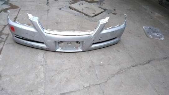 Mark x bumper image 1