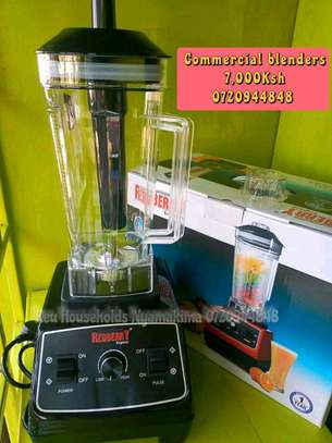REDBERRY commercial blenders image 1
