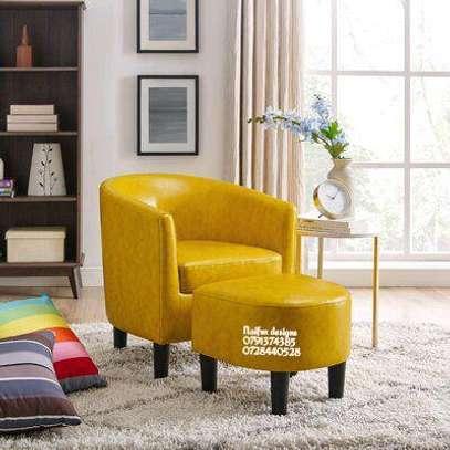 Modern single seater sofas image 1