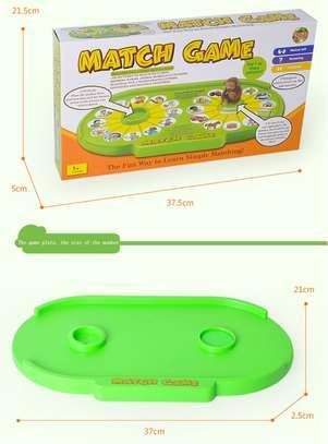 Kids Children Educational Monkey Match Game Toy image 3