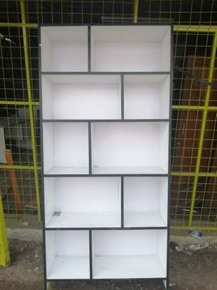 6fts height executive book shelves image 1