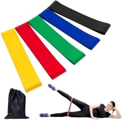 Fitness Elastic Loop Bands image 1