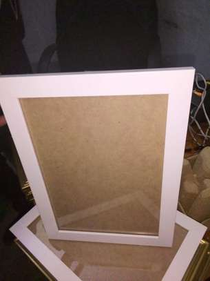 Photo Frames ( White And Black in colour) image 1