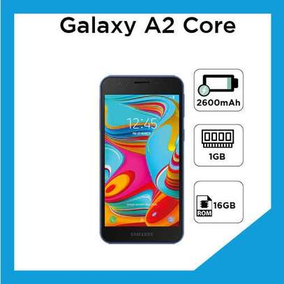 Samsung Galaxy A2 Core 16 GB Smartphone-New sealed image 1