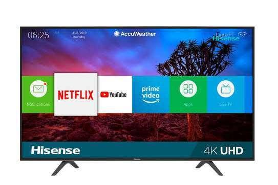 Hisense 43 inch UHD-4K Smart Frameless Digital TVs image 1
