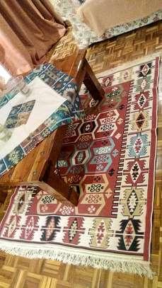 Handwoven rugs image 5