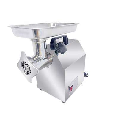 High quality stainless steel meat mincer electric commercial 12 meat grinder image 1