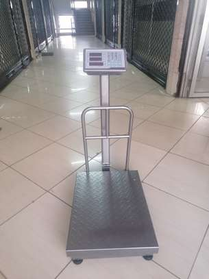 300kgs Mechanical Weigh Scale image 1