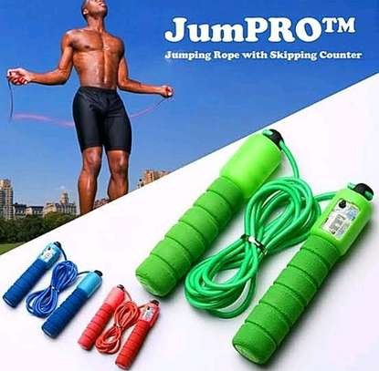 Skipping Rope With Jump Counter image 1