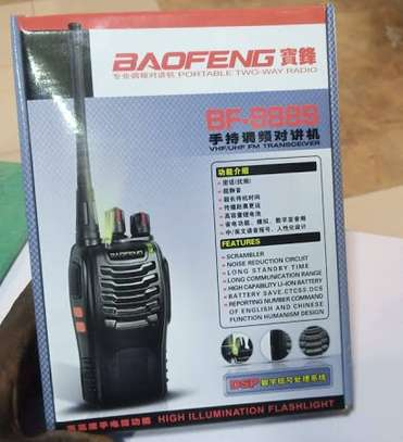 Baofeng BF-888S Walkie-talkie image 1