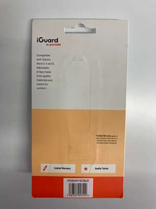 Porodo iGuard Mi Band 3/4 & 5 Nylon Protective Case and Nylon Strap image 3