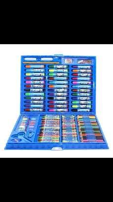 kids colouring set image 1