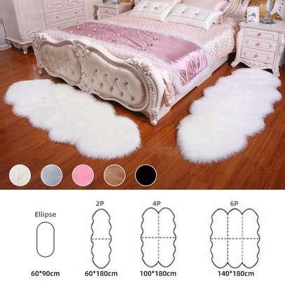 Colorful bedside mat image 7