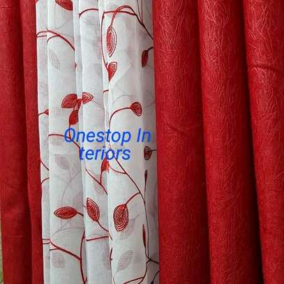 House Curtains and office blinds image 7