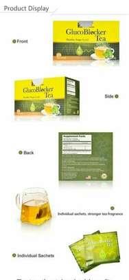 Glucoblocker Tea; 20 tea bag blood sugar product BFsuma image 5