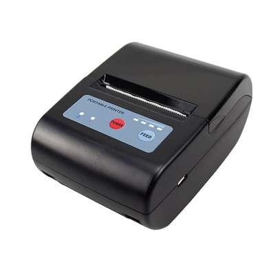 Bluetooth portable printer image 1