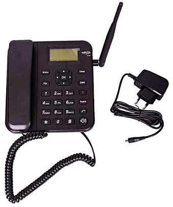 Topsonic fixed wireless phone image 1
