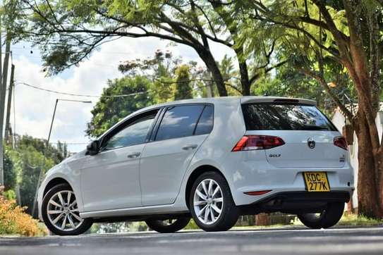 Volkswagen golf tsi MK7 2014 image 4