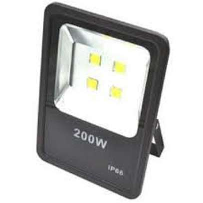 200 watts Solar Flood Lamp image 1