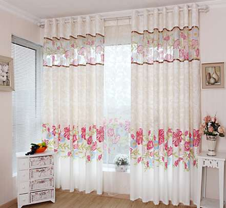 ADORABLE DECOR CURTAINS image 2