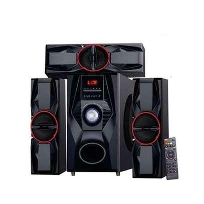 Polysonic MP-3315 Multimedia Speaker System 3.1CH - 10000Watts - Bluetooth