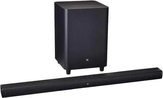 JBL 3.1-Channel 4K Ultra HD Soundbar with Wireless Subwoofer image 2