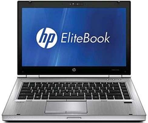 HP  elite book 8840 p : core. I5 4 LAN 500gb image 1