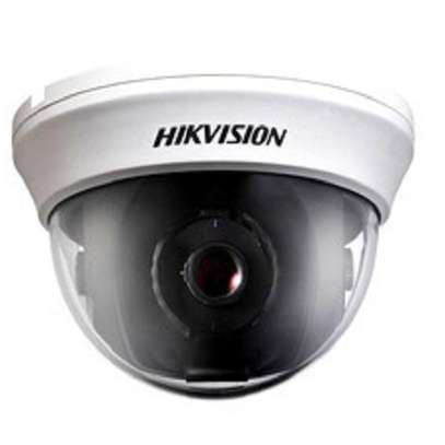 Hikvision 2mp dome image 1