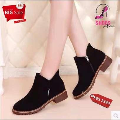 Elegant Leather boots image 5